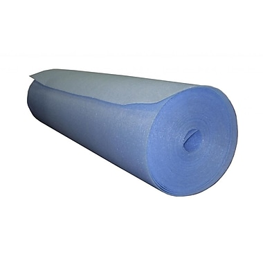 Gladon Waveless™ 75' Above-Ground Pool Wall Foam Roll, White