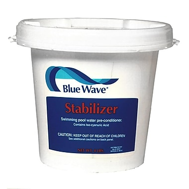 Blue Wave™ 4 lbs. Swimming Pool Stabilizer