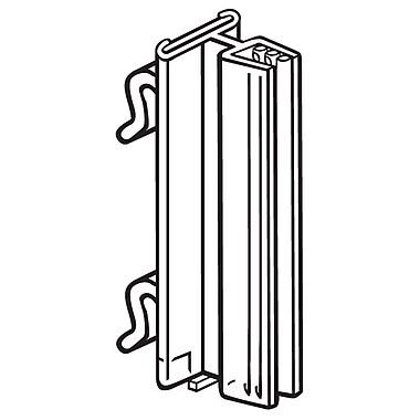FFR Merchandising® Warehouse Upright SuperGrip® 3