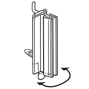 FFR Merchandising® Pegboard SuperGrip® 3