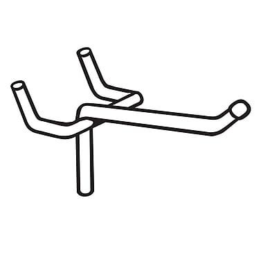 FFR Merchandising® 9 Gauge Metal Peg Hook With Ball End, 2