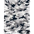 Manhattan® Signature Protective Snap Case ForiPad 2/3rd/4th Gen, Socom Gray