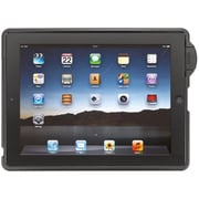Kensington® SecureBack™ Pro Security Case For iPad 4th Gen/3rd Gen & iPad 2, Black