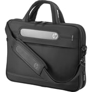 HP® Business Slim Top Load 14.1 Notebook Case, Black