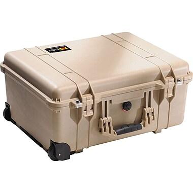 Pelican™ 1560 Hard Case With Foam, Desert Tan