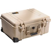 Pelican™ 1560 Hard Case With Foam, Desert Tan