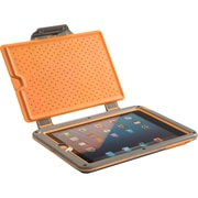 Pelican™ ProGear™ Vault Carrying Case For iPad Mini™, Gray/Orange