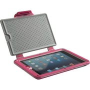 Pelican™ ProGear™ Vault Carrying Case For iPad Mini™, Gray/Magenta