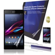 Green Onions Supply® Crystal Oleophobic Screen Protector For Sony Xperia Z Ultra, Clear, 2/Pack
