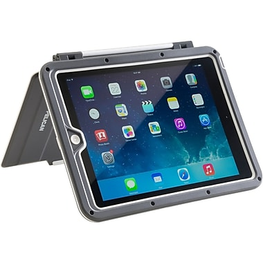Pelican™ ProGear™ Vault Carrying Case For iPad Air™, Gray/White