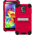 Tridentcase™ Kraken AMS Smartphone Case For Galaxy S5, Red