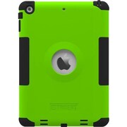 Trident™ AMS-APL-IPAD5 Silicone/Polycarbonate Kraken A.M.S. Case for Apple iPad Air, Trident Green