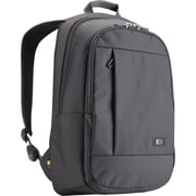 Case Logic® Nylon Backpack For 15.6 Laptops, Gray