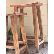Timbergirl Bar Stool; Bar