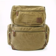 Buxton Field and Stream Backpack; Tan