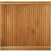 Manor House 8 Linear ft. Red Oak Tongue and Groove Wainscot Paneling
