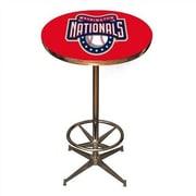 Imperial MLB Pub Table; Washington Nationals