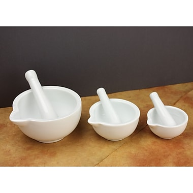 Omniware Culinary Mortar and Pestle (Set of 3)
