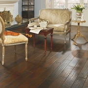 Appalachian Casitablanca Handcrafted 5'' Engineered Kupay Flooring in Brackish