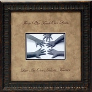 Artistic Reflections Those Who Touch Our Lives Photo Frame