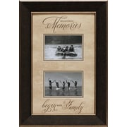 Artistic Reflections Treasured Memories Photo Frame