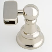 Afina Radiance Tilt Mounting Brackets; Polished Nickel