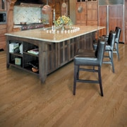 Appalachian Palo Alto 3'' Engineered Pecan Flooring in Russet