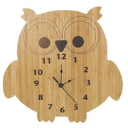 Trend Lab Northwood's Owl Wall Clock