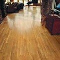 Anderson Floors Jacks Creek 3-1/4'' Solid White Oak Flooring in Natural