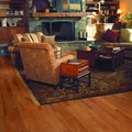 Anderson Floors Jacks Creek 2-1/4'' Solid Hickory Flooring in Gunstock