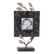 Wilco Home Metal Bird Picture Frame