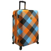 Loudmouth Luggage Microwave 29'' Hardsided Carry-On Spinner Suitcase