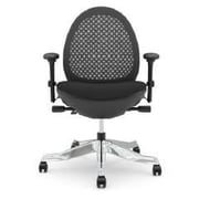 Compel Office Furniture Mesh Ovo Task Chair with Arms