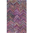 Safavieh Nantucket Multi Colored Rug; 3' x 5'