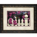 Artistic Reflections Love Song Framed Painting Print