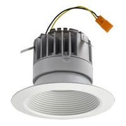 Lithonia Lighting 4 in. Matte White Recessed Baffle LED Module 4BPMW LED M6