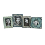 IMAX Kabir Hand Painted Picture Frames (Set of 4)