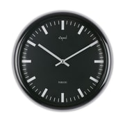 Opal Luxury Time Products 4.8'' Dome Glass Wall Clock