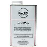 Gamblin Artists' Grade Gamsol Oil Color; 16 oz