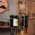 Cape Craftsmen 8 Bottle Hanging Wine Rack