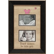 Artistic Reflections Thank Heaven for Little Girls Photo Frame