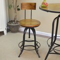 Carolina Cottage Blair 23'' Adjustable Bar Stool