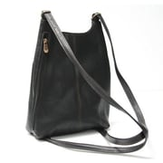 Royce Leather Genuine Leather Vaquetta Sling Backpack