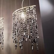 Axo Light Marylin 1 Light Pendant; Black/Medium