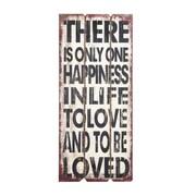 Woodland Imports Motivational Love Textual Art