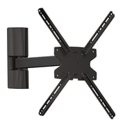STC 3 Way Movement Extending Arm/Tilt/Swivel Wall Mount for 17'' - 42'' Flat Panel Screens