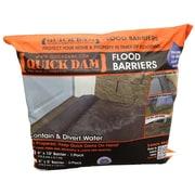"Quick Dam Flood Barriers 6"" x 10' (120"") 1/Pack"