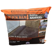 "Quick Dam Flood Barriers 6"" x 17' (204"") 1/Pack"