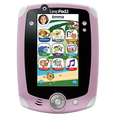 LeapFrog LeapPad2™ Explorer Kids Learning Tablet, Ages 3-9 Years, PinkSorry, this item is currently out of stock.
