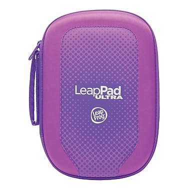 LeapFrog® LeapPad2™ Ultra Carrying Case, Ages 4-9 Years, Purple
